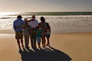 Image of Family Group needing Exfoliation